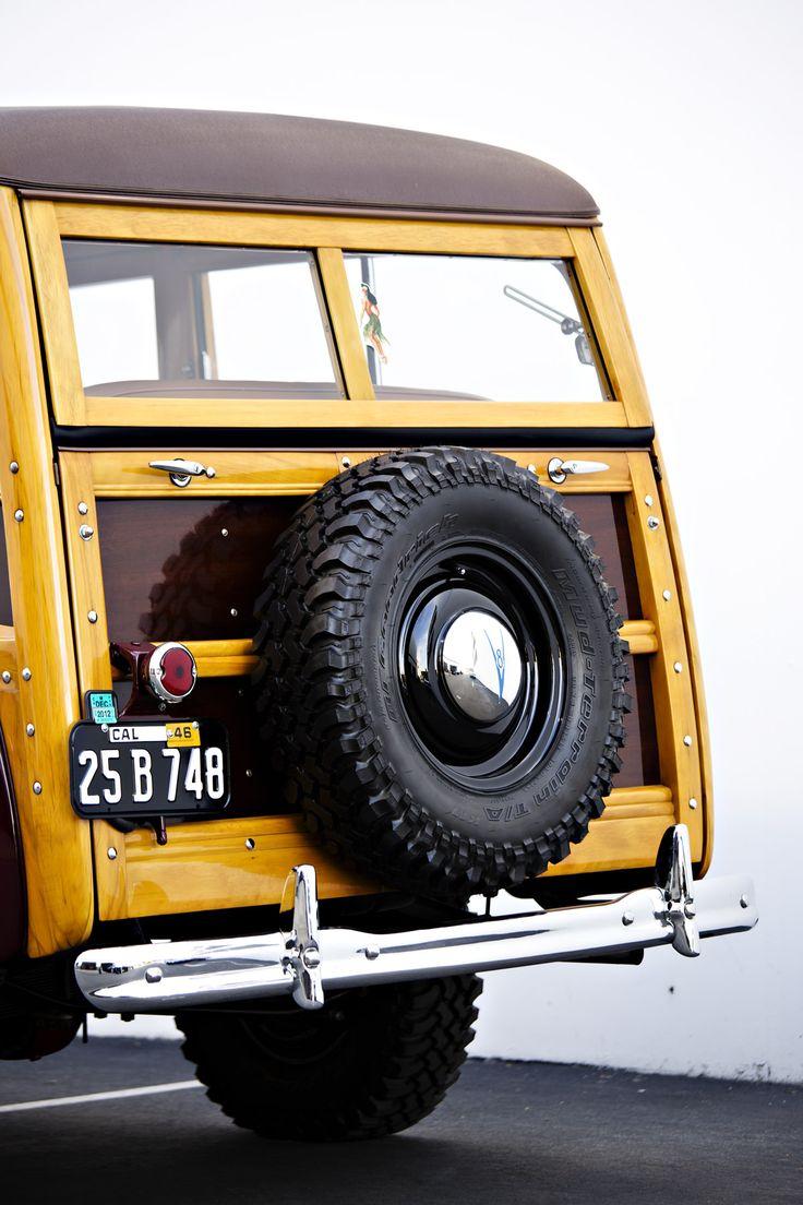 Ford marmon herrington woodie 4x4
