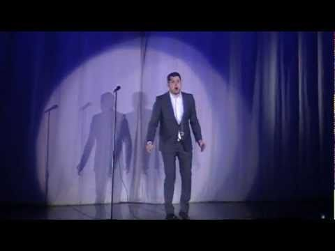 Me and mrs Jones, Song for you, Michael Bublé Chile 2012.
