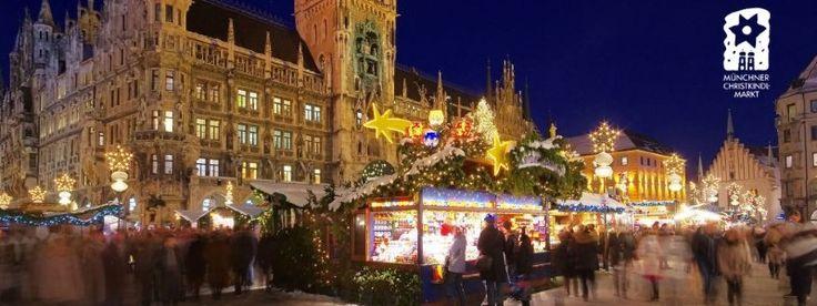 Weihnachtsmarkt – München