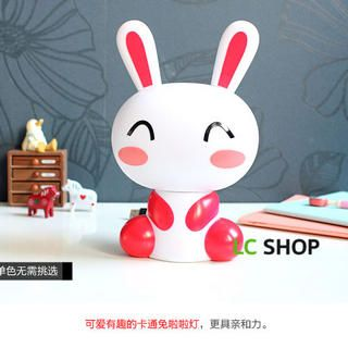 Rabbit Desk Lamp from #YesStyle <3 Lazy Corner YesStyle.com