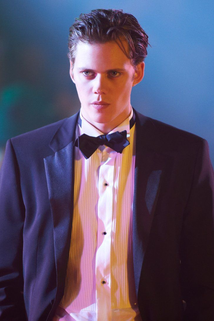 Where You've Seen Bill Skarsgard Before (Besides the Scary It Clown Suit)