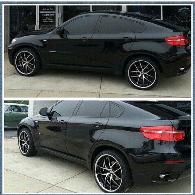Bmw X6 Tuned: BMW X6 Niche MHT Wheels M215 Targa