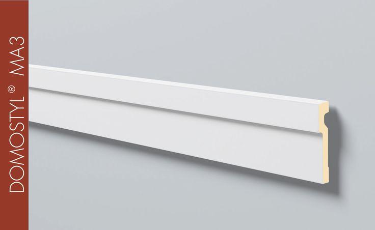 DOMOSTYL® MA3 / H 135 x W 25 mm / L 2m