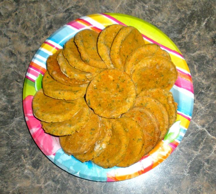 Teddy's Tasty Treats - Dog Cookie Recipe
