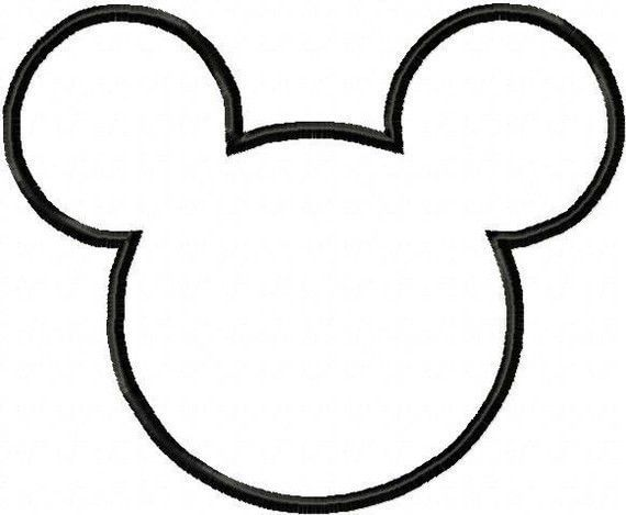 Mickey Mouse Ears Template Mickey Mouse Invitation Insert Print out or copy to a word processing program and add party information. Description from pinterest.com. I searched for this on bing.com/images