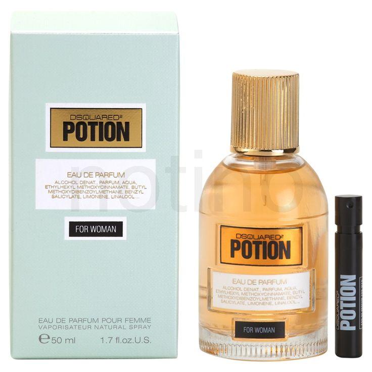 Dsquared2 Potion eau de parfum nőknek 50 ml