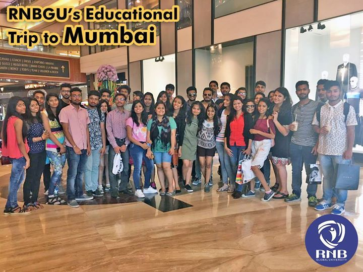 's Educational Trip to #Mumbai  While one group of students are exploring the international markets of #Malaysia another group of students is on #EducationalTrip to the #Mumbai the City of Dreams. It is essential to understand the domestic market of a nation as most of the revenue & business takes within it only. Understanding the needs of consumer & fulfilling them in the domestic market is also another huge challenge for corporates. With the recent visits to #GatewayofIndia #PhonexMall…