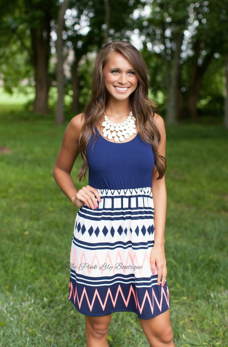 The Pink Lily Boutique - Just One Of Those Days Aztec Mini Dress, $37.00 (http://thepinklilyboutique.com/just-one-of-those-days-aztec-mini-dress/)