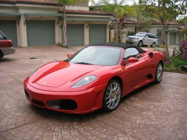 Etonnant (2006) Ferrari F430 Spyder