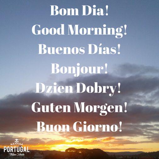 Guten Morgen Good Morning Buenos Dias Lied : Liczba obrazów na temat dzien dobry pintereście