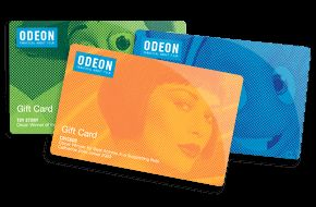 ODEON Cinemas - Cinema Gift Cards & Vouchers - The Perfect Present - really want one of these for Christmas as great films are coming out next year