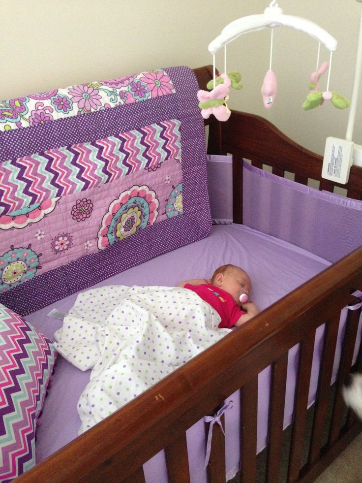 Purple aqua pink lime crib bedding my baby girl pinterest the o 39 jays crib bedding and aqua - Purple and pink girls bedroom ...