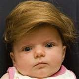 Donald Trump's baby picture??? =D