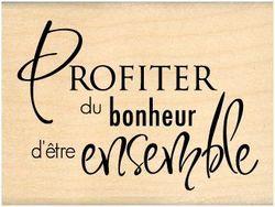 BONHEUR D'ETRE ENSEMBLE - Florilèges Design