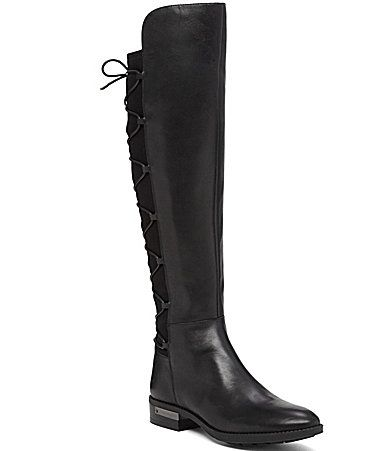 Vince Camuto Parle Over The Knee Stretch Boots #Dillards