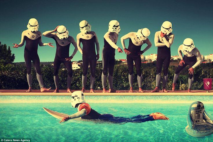 Nu am fost niciodată o fană a fenomenului Star Wars. Nu m-a prins, pur și simplu. Iar când îi vedeam pe ceilalți vorbind prin replici din …