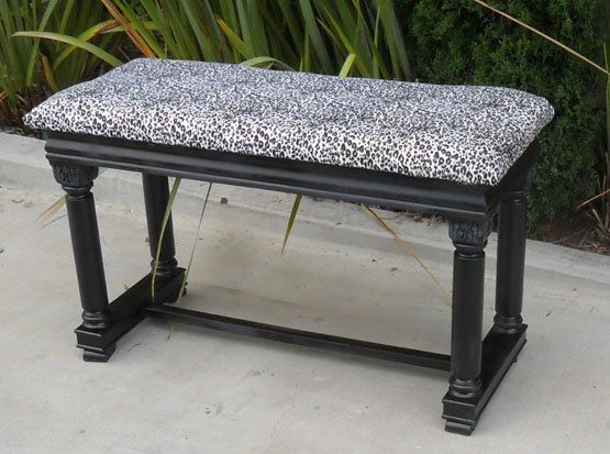 Vintage Benches for Sale | Antique Storage Bench / Piano Bench by ARTTIQUE on Etsy