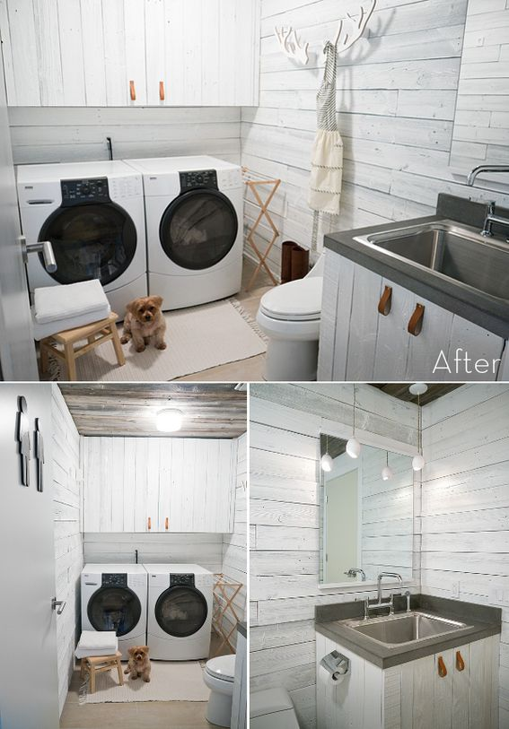 Bathroom/Laundry Room Makeovers 110 best laundry room images on pinterest | laundry, home and room