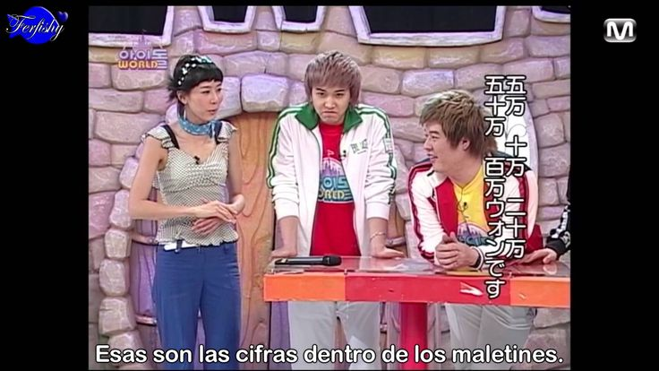 Super Junior T - Idol World Cap3 {Sub Español}