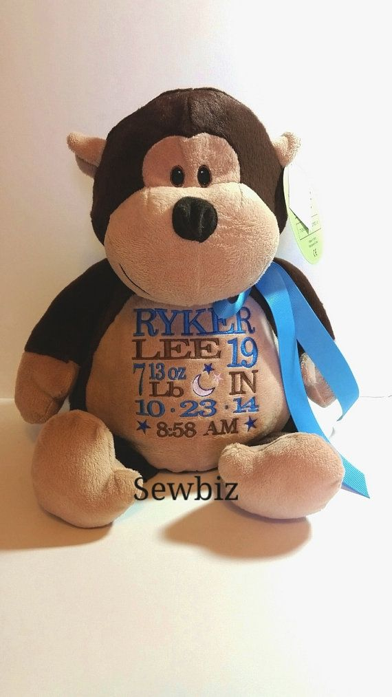19 best embroidery buddy images on pinterest personalized baby personalized baby gift embroidered baby by sewbizembroiderytoo negle Image collections