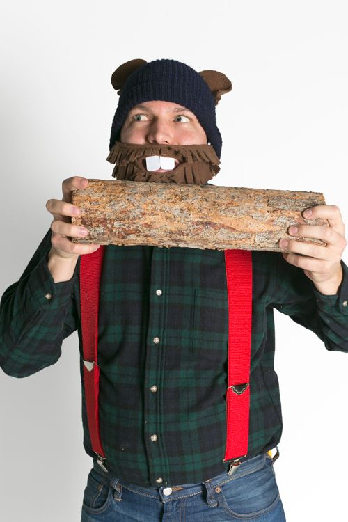 How much wood would a wood chuck chuck if a woodchuck could chuck wood? Craft any of these tongue twister Halloween costumes with tips provided by The House That Lars Built.