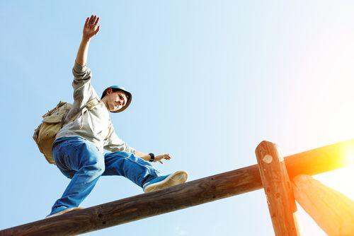 Wenn sie entspannt durchs Leben balancieren wollen, gehen Sie am besten in die IT- oder in die HR-Abteilung! Die 9 Jobs mit der besten Balance ...  http://karrierebibel.de/9-jobs-mit-der-besten-balance/