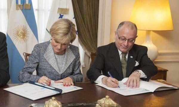 Argentina y Australia trabajarán en conjunto por la educación