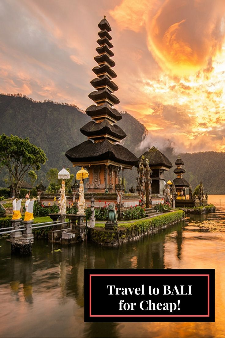You Can Actually Find the Cheapest Flights Ever to Bali.  Airfarewatchdog helps you save money when you book your next flight - so you always get the best deal.