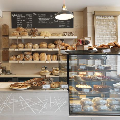 Two Magpies Bakery<br /> by Paul Crofts Studio