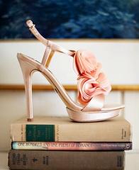 Graceful...: Fashion, Wedding Shoes, Style, Wedding Ideas, Pink, High Heels, Badgley Mischka, Shoes Shoes