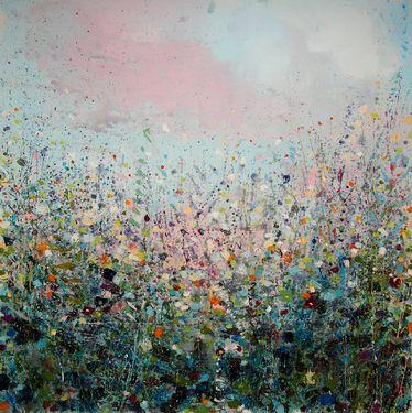 "Saatchi Online Artist Sandy Dooley; Painting, ""Fresh Morning"""
