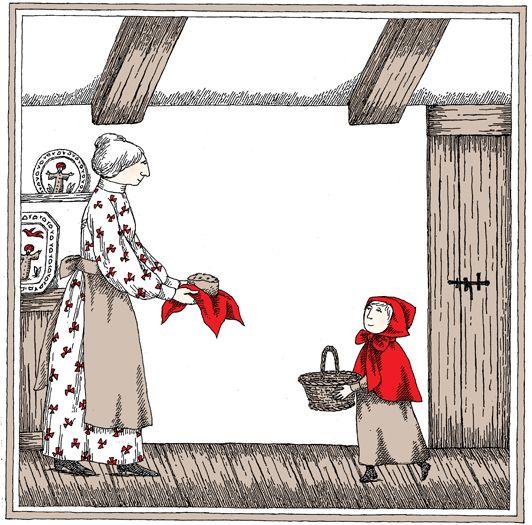 The Most Beautiful Illustrations from 200 Years of Brothers Grimm Fairy Tales | Brain Pickings