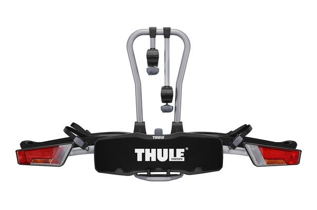 Thule Easyfold tow ball mounted cycle carrier. Easy to fit, easy to carry and easy to store. http://www.drbcarspares.co.uk/catalogue/thule/thule-cycle-carriers/thule-easy-fold-carrier-with-free-enroute-strut-daypack