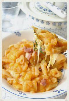 Dolci a go go: Cucina di casa- Pasta e patate alla napoletana