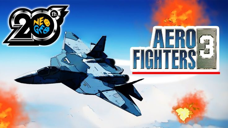 Aero Fighters 3|Video System SNK|Walkthrough Longplay HD