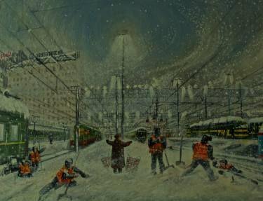 Missing the last train to Irkutsk
