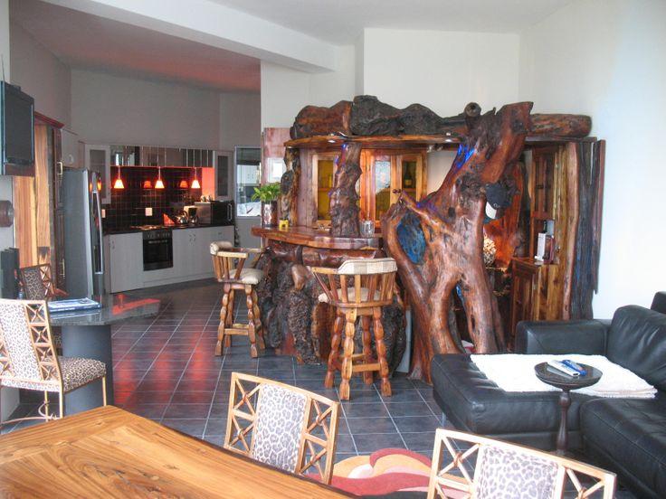 Langebaan Paradiso Bar & Kitchen area