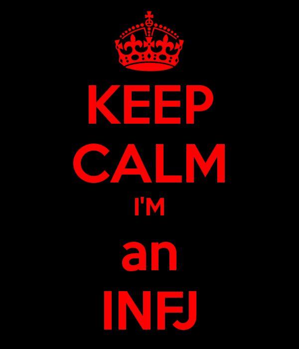 Image result for infj keep calm