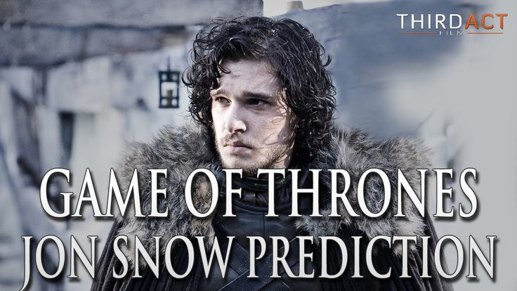 Game of Thrones - Jon Snow Prediction (SPOILERS)