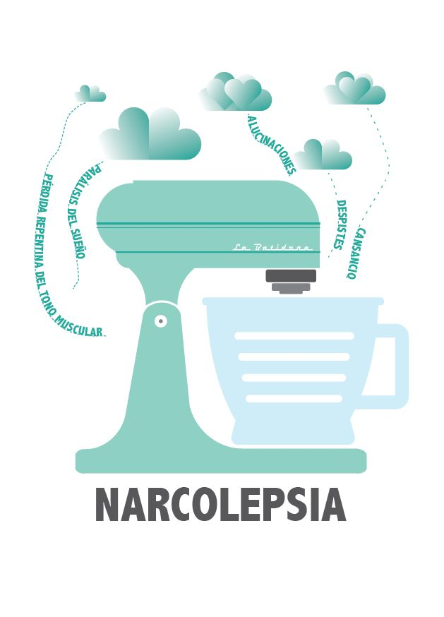SINTOMAS DE LA NARCOLEPSIA