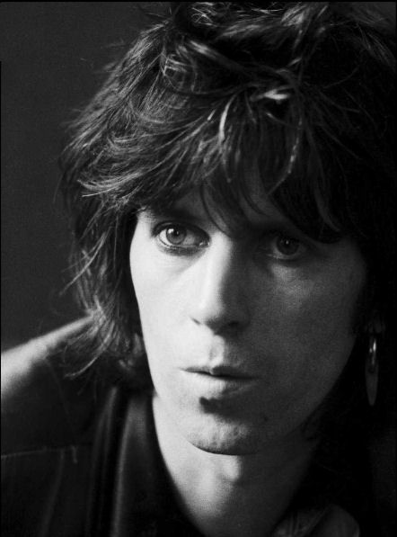 keith richards - the boy with brown eyes