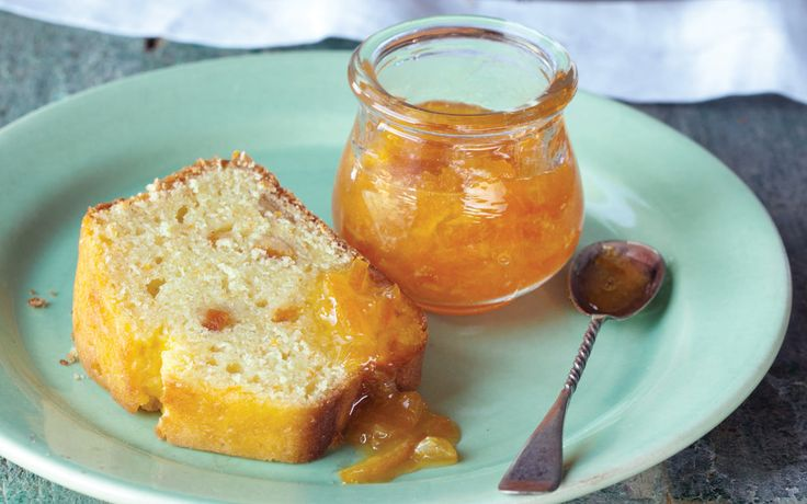 Ciambella all'Arancia (Orange-Scented Olive Oil Cake) | Recipe