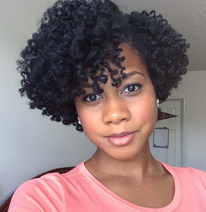 Read on to see how I achieved this super defined twist out with no fluffing...