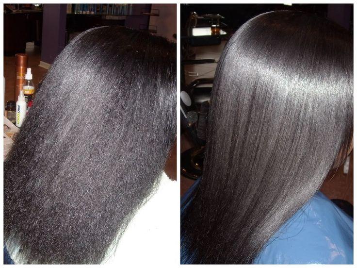 How to Straighten Hair Like a Pro @Jordyn Abraham