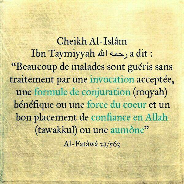 (Ibn Taymiyya - fatawa 21/563