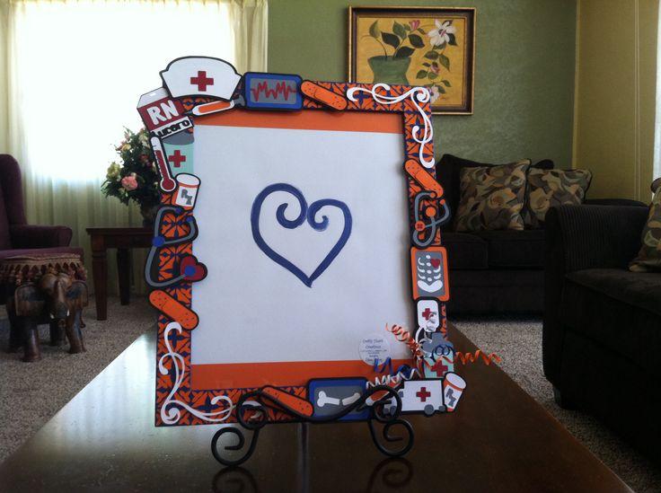 12 best Hand Crafted Frames images on Pinterest | Craft frames ...