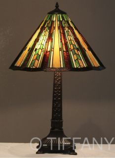 3586 best lamparas images on pinterest stained glass tiffany tiffany style stained glass mission lamp prairie w 18 shade mozeypictures Image collections