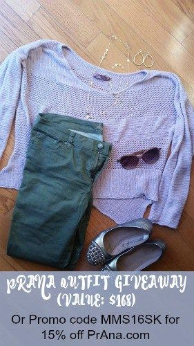 Prana Outfit for EveryDay-PROMO
