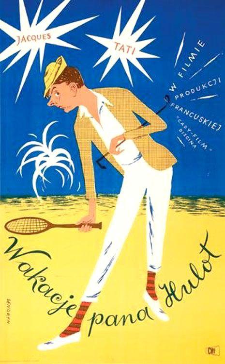 L'Ecole du Regard • Les Vacances de Monsieur Hulot - 1953 - Movie...