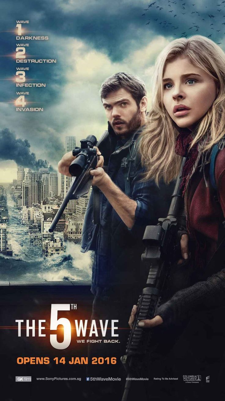 The 5th Wave 2016 - Full (||TS||)